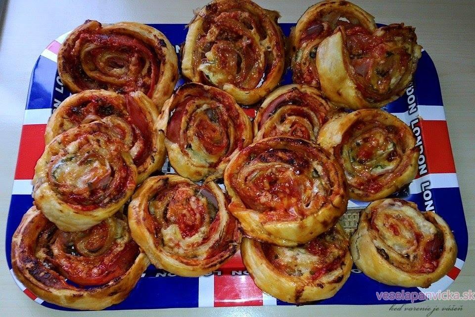 pizza slimaky
