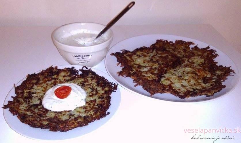 zemiakovo cuketove placky 4