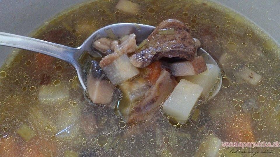 sedliacka polievka