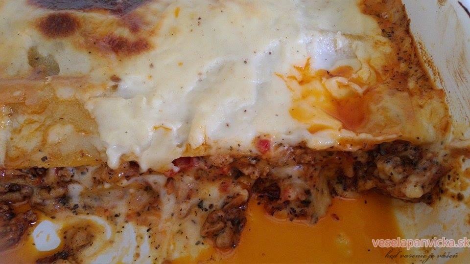 lasagne talianske