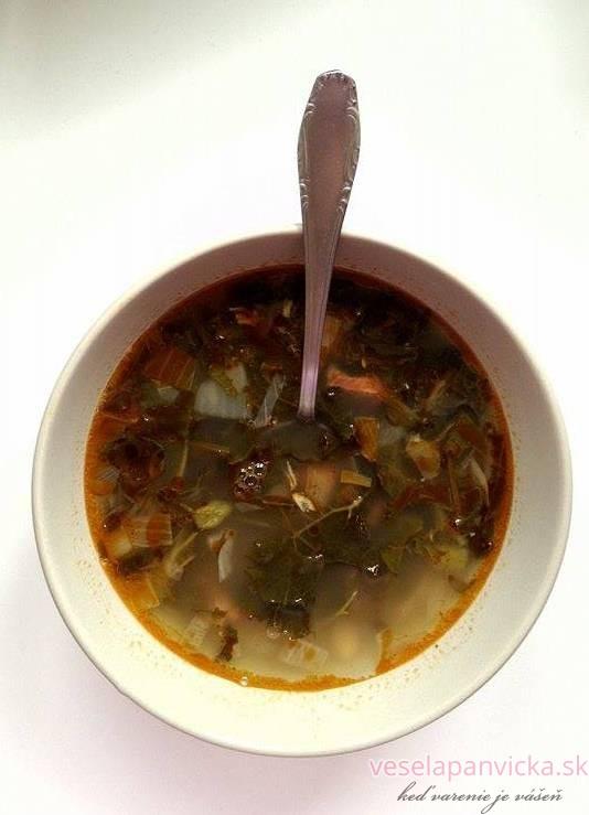 kelova polievka