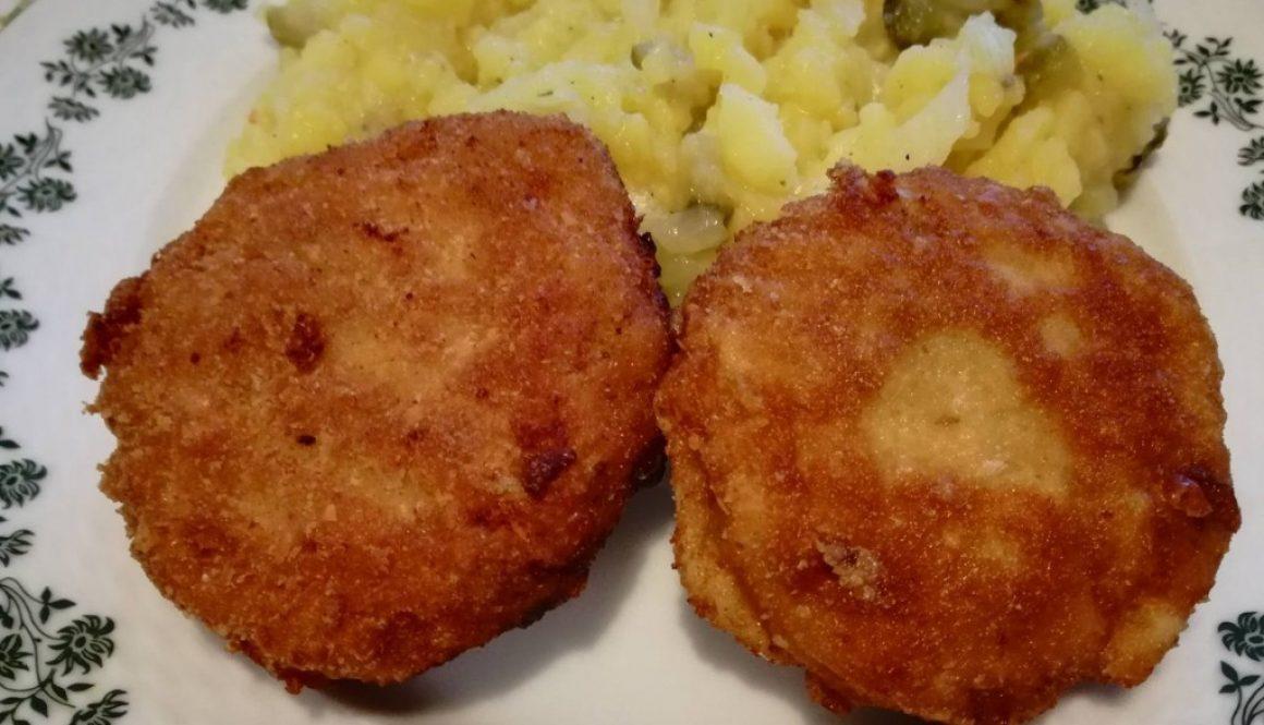 holandske rezne zemiakovo-cibulovy salat